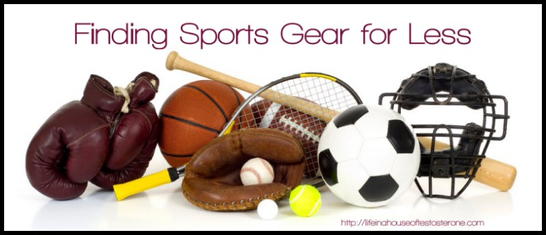 Guest Post: Finding Sports Gear for Less