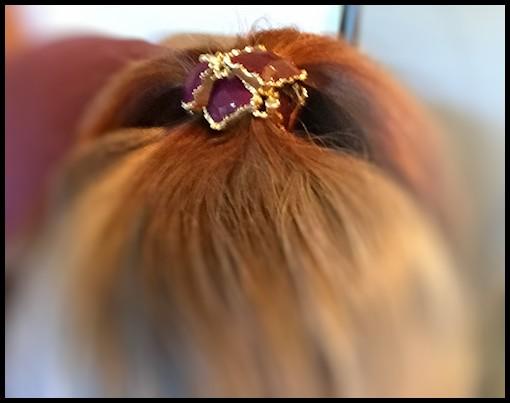 hair jewelry to make you feel beautiful