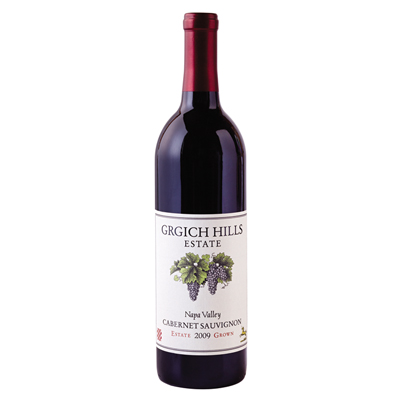 Cabernet Sauvignon, 2011. Grgich Hills - Wine of the Month Club - $49.00