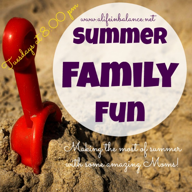 Summer Family Fun Linky Party 7/16 to 8/25