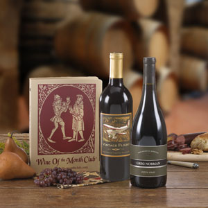 California Wine Series Membership - Wine of the Month Club - $26.95