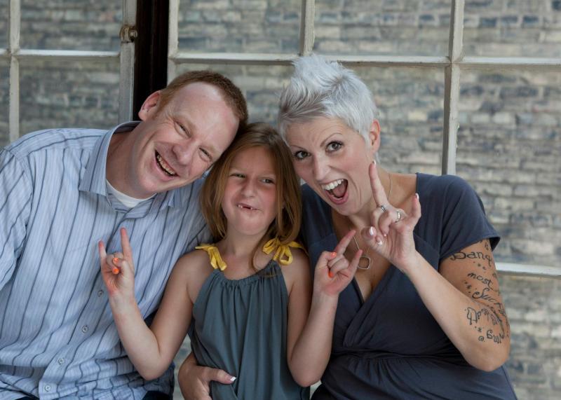 Heather, Cam and Lily Von St. James - True Survivors