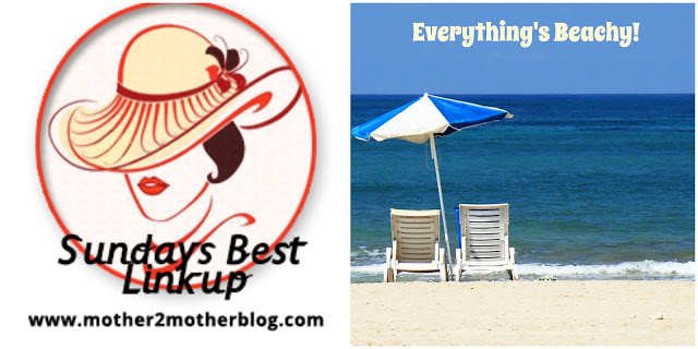 Mother 2 Mother's Sunday's Best Linkup - Everything's Beachy Weekly Theme