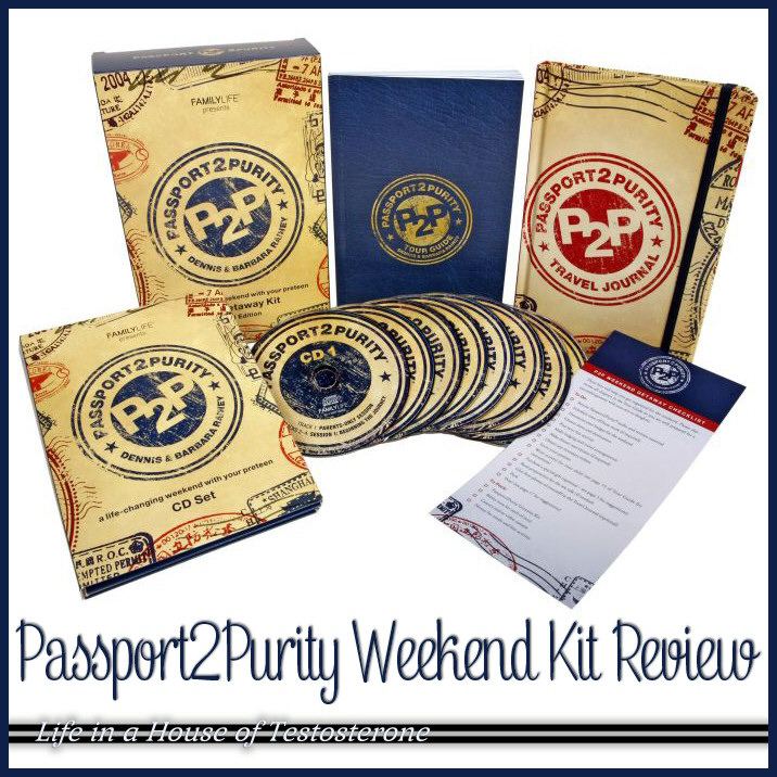 Our Passport2Purity Weekend Staycation