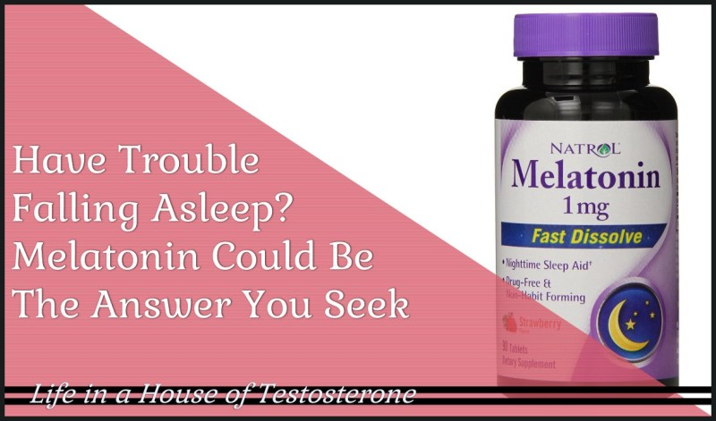 Have trouble falling asleep? Melatonin could be the answer you seek.
