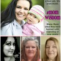 #MomWisdom Monday Hosts every Monday on Life in a House of Testosterone