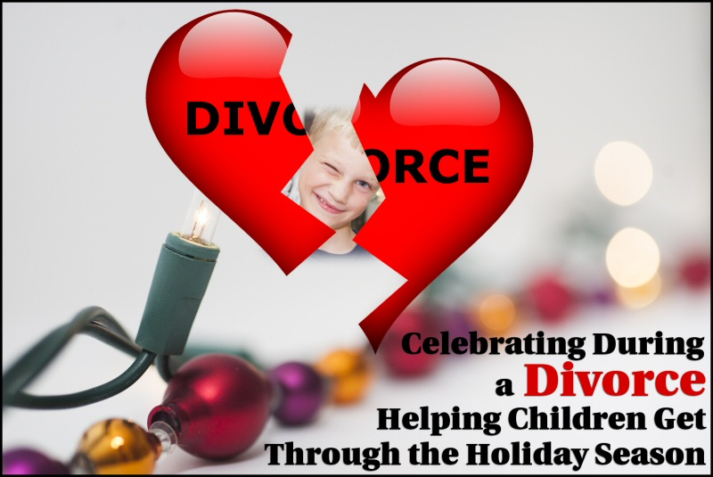 Celebrating During a Divorce: Helping Children Get Through the Holiday Season «