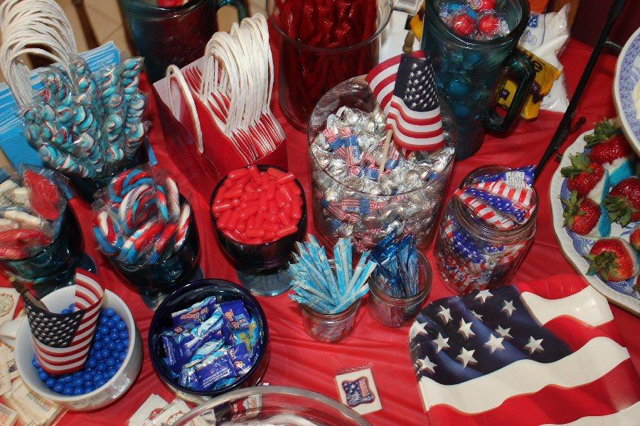 Creating a Candy Buffet