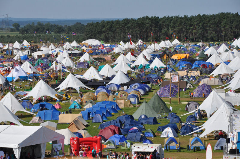 World Jamboree - Summer Camp Why It's Such a Fun Way to Prepare for Adulthood