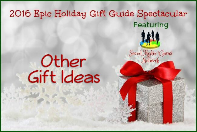 2016 #SMGN Holidays – Other Gift Ideas