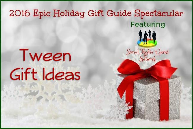 2016 #SMGN Holidays – Tween Gift Ideas
