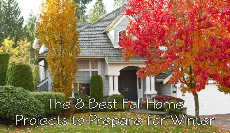 The 8 Best Fall Home Projects to Prepare for Winter