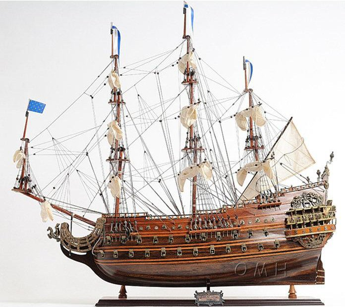 tall-model-ship-collection