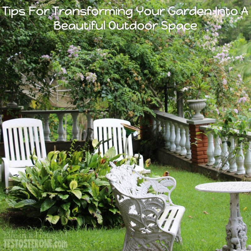 Tips for Transforming Your Garden Into a Beautiful Outdoor Space