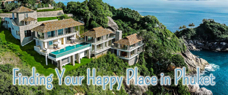Finding Your Happy Place in Phuket