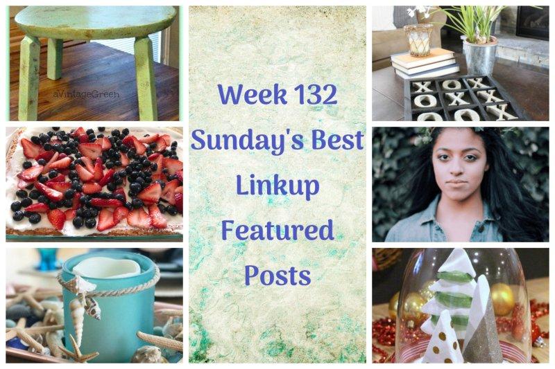 Week 132 Sunday's Best Linkup