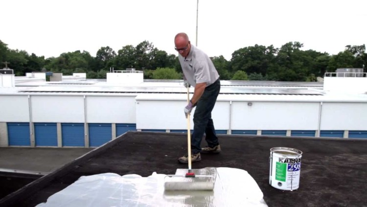 silicone rooftop coatings