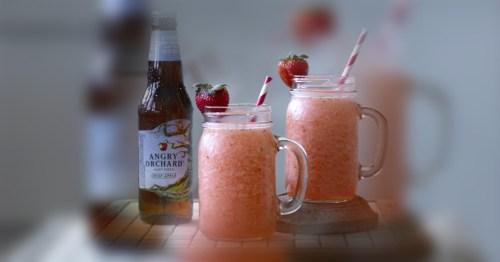 Angry Orchard's Angry Hard Cider Slushy