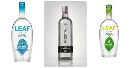 Celebrate National Vodka Day with LEAF & Khortytsa Vodka