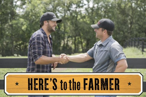 Luke Bryan and Bayer Team Up for Here's To The Farmer
