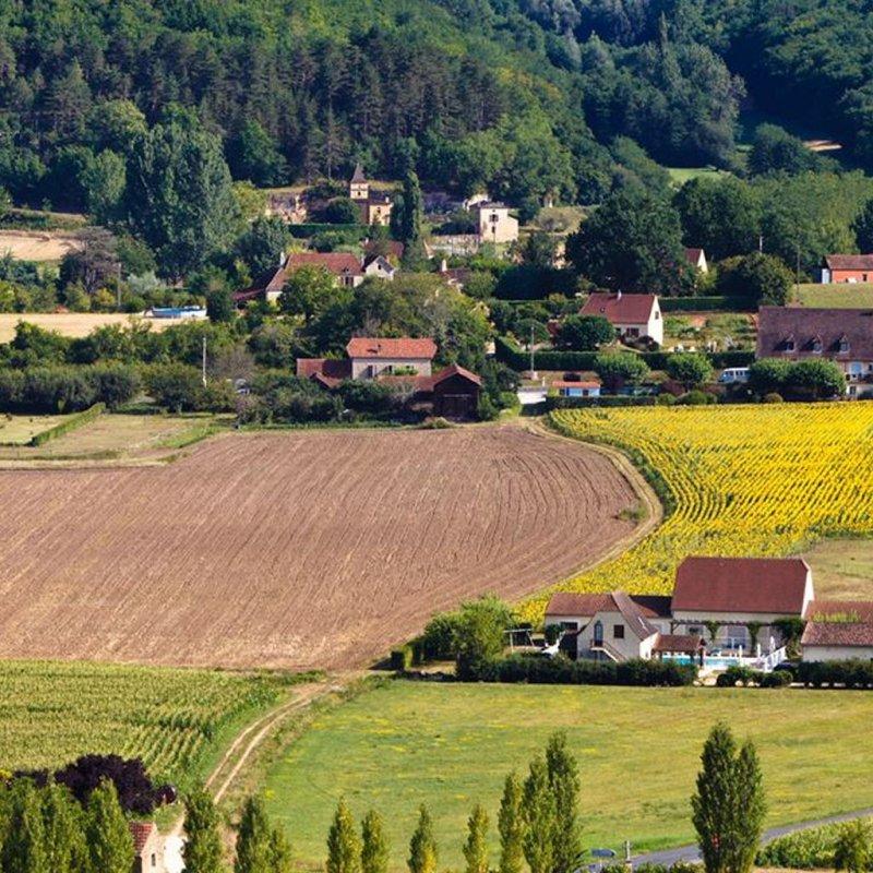 Dordogne countryside
