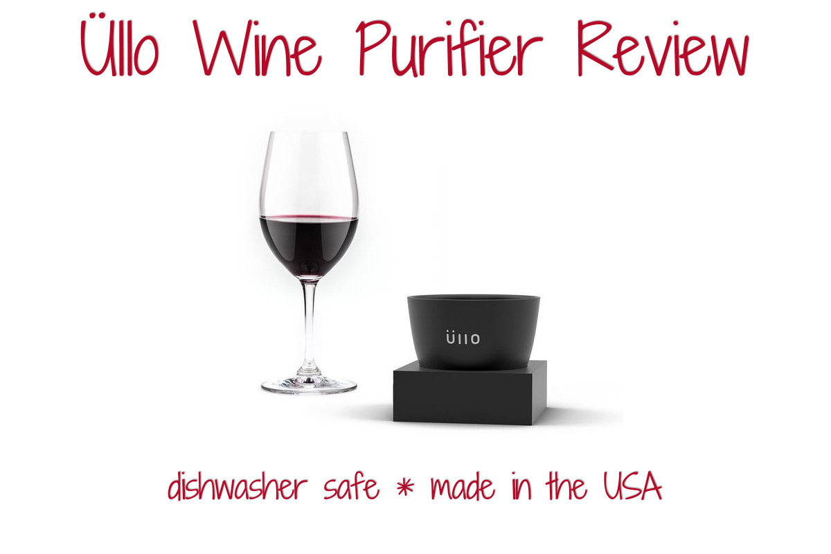 Ullo Wine Purifier Reviews >> Review Ullo Wine Purifier