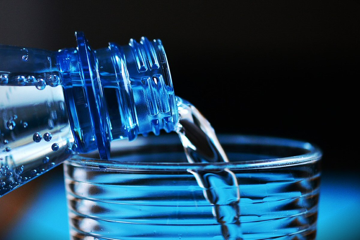 Drink More Water - Cutting Down on Sugar for the New Year