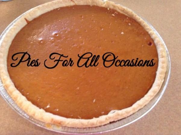 Week 151 - 20 Thanksgiving Pie Ideas from Marilyn's Treats