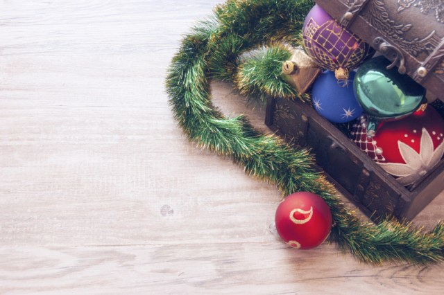 A To-Do List to Make Your Life Less Stressful This Christmas - Look Through Your Decorations