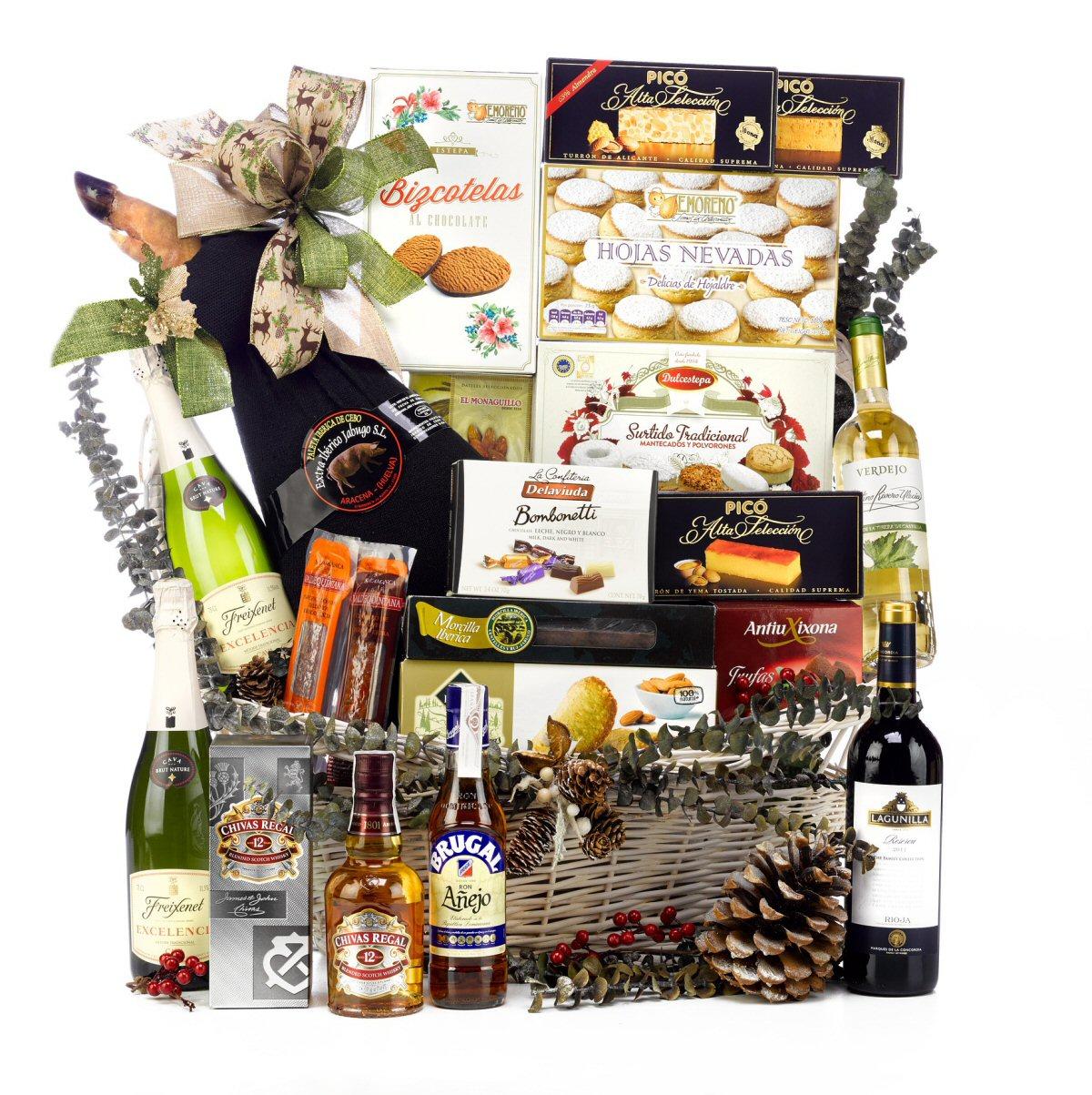 Easy Christmas Gift Shopping The Edible Edition - Christmas Hampers
