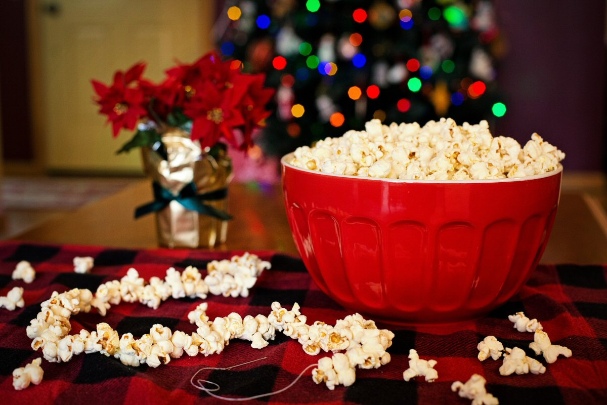Easy Christmas Gift Shopping The Edible Edition - Popcorn