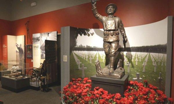WWI Centennial Exhibition