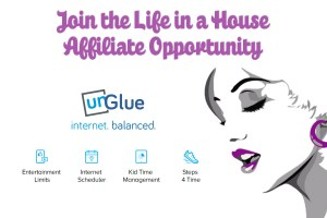 life in a house unglue affiliate graphic