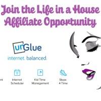 life in a house unglue affiliate graphic