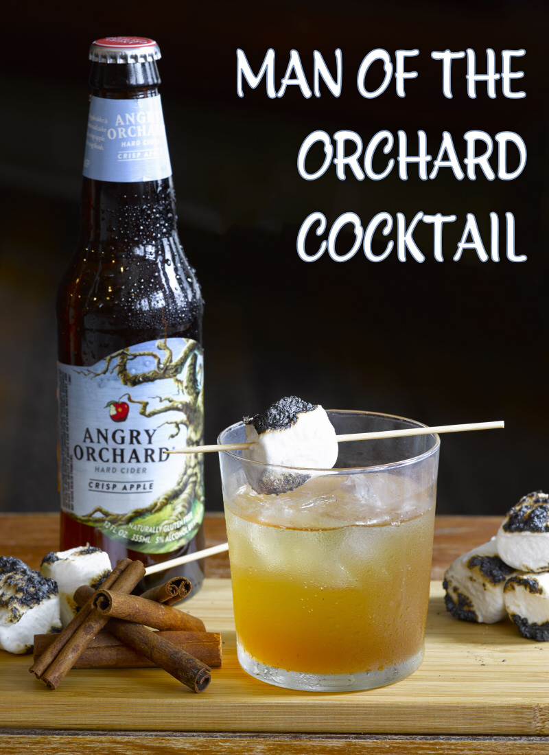 Man of the Orchard Cocktail