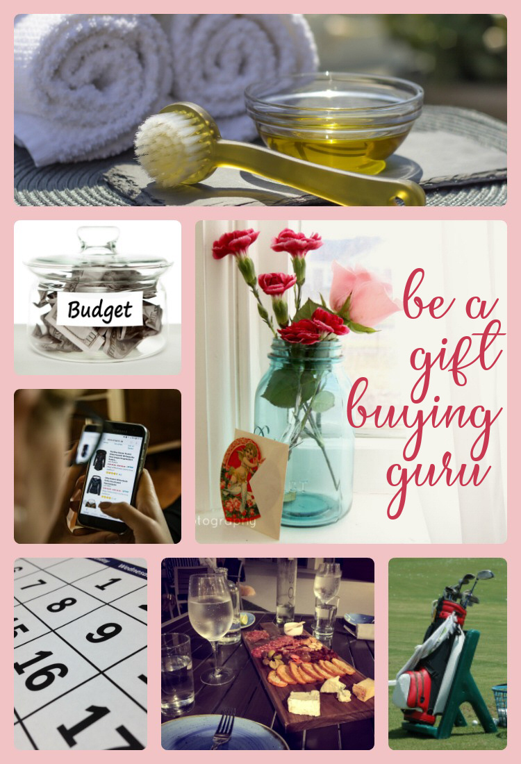 be a gift buying guru