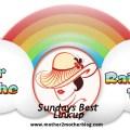 Sunday's Best Linkup - Over the Rainbow Theme Week