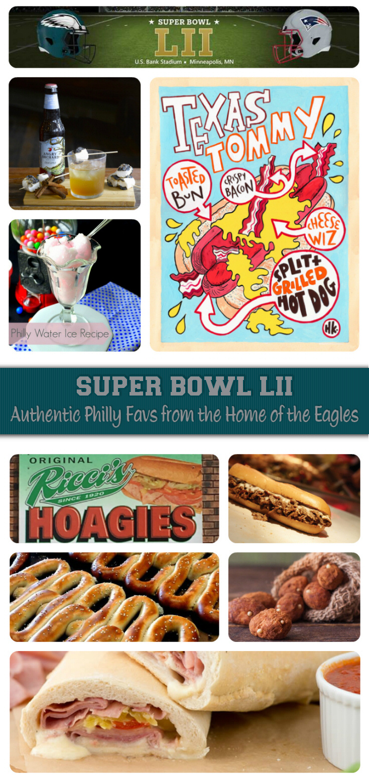 Super Bowl LII - Hometown Favs from Philly