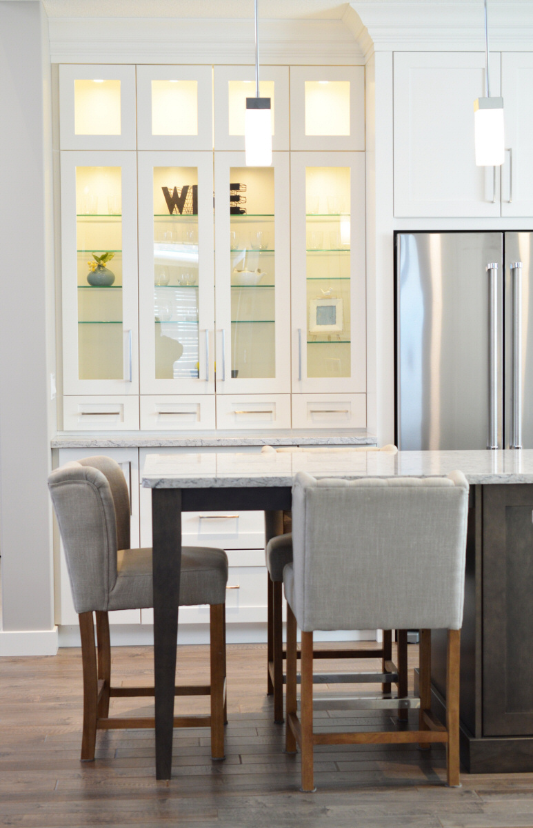 Give Your Kitchen a High-End Makeover PIN