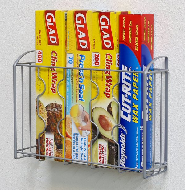 SimpleHouseware Over the Cabinet Door Organizer Holder