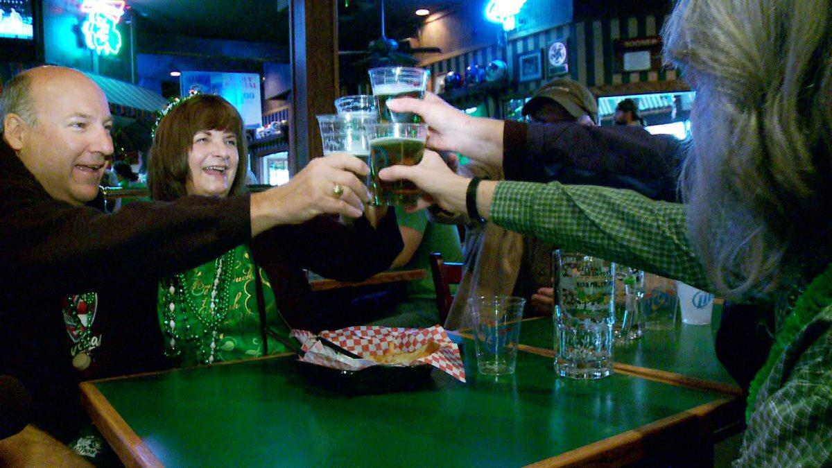 St. Patrick's Day in Oklahoma
