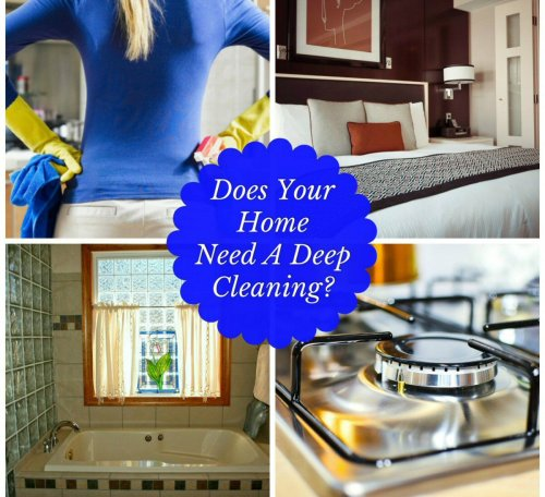 Does Your Home Need a Deep Cleaning?