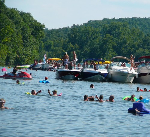 Lake of the Ozarks is a Great Vacation Destination