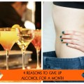 4 Reasons to Give It Up #alcohol #weightloss #health #alcohol