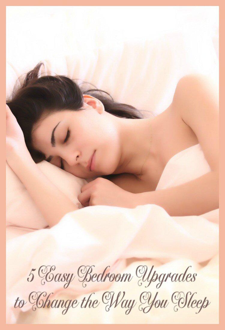 5 Easy Bedroom Upgrades to Change the Way You Sleep