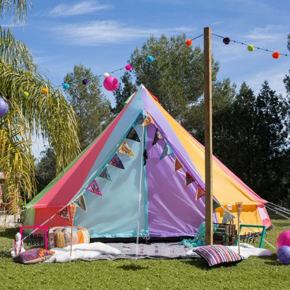 Boutique Camping The Weekender Tent