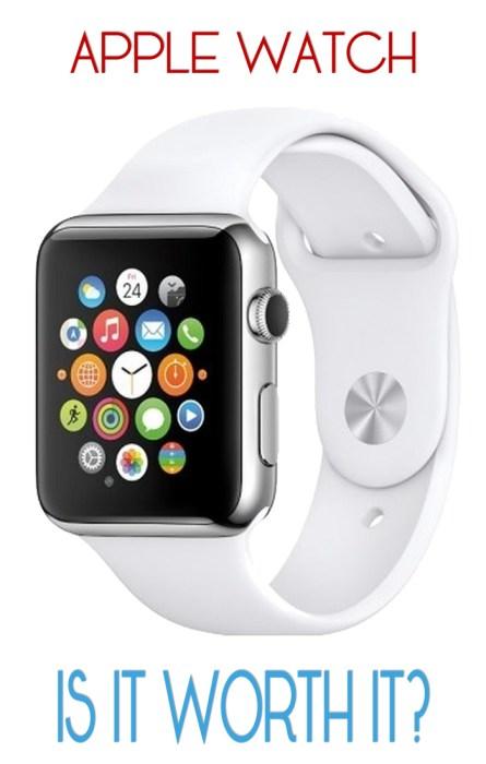 apple watch - is it worth it