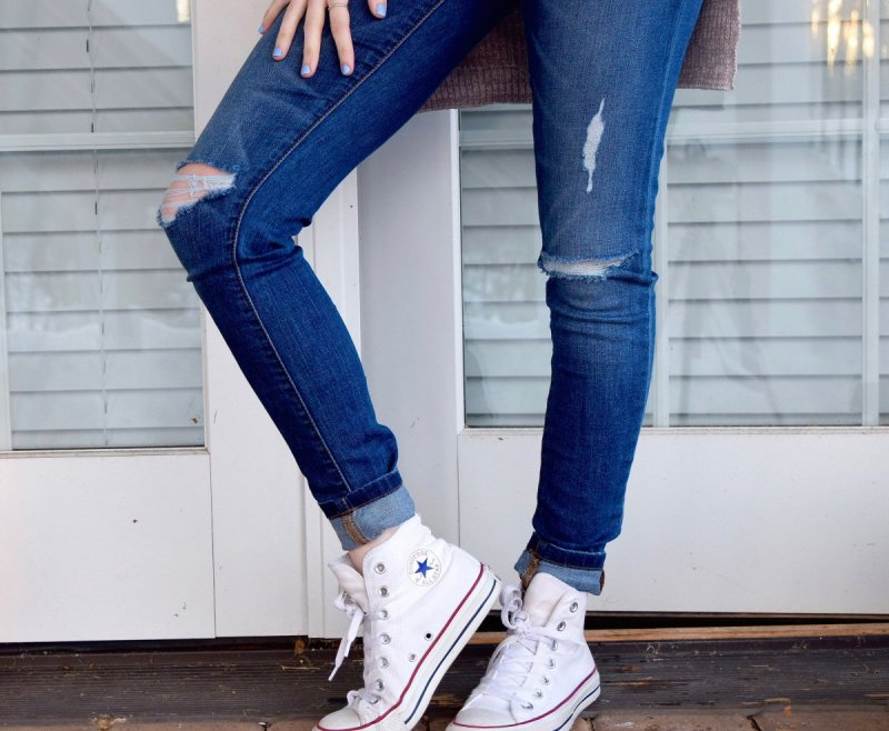 Fit Denim - Mom's Everyday Uniform of Comfort and Style