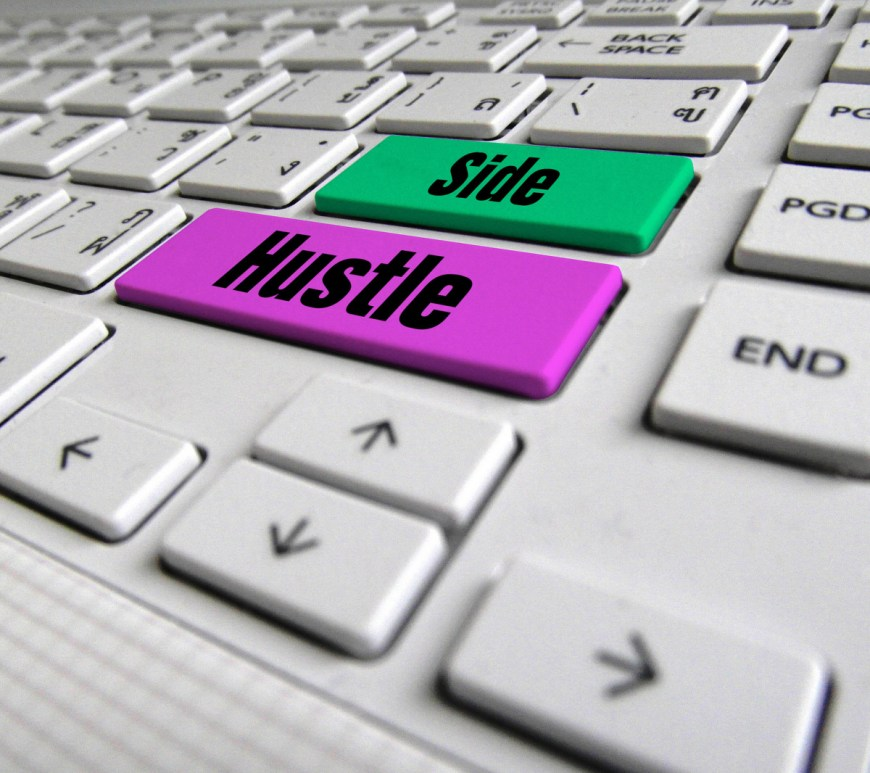 side hustle income feature