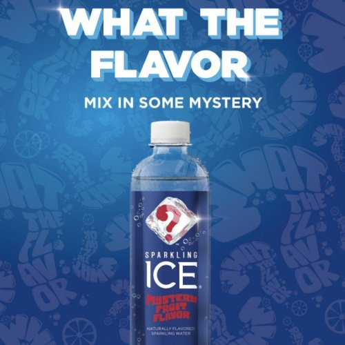 Enter the #WhatTheFlavorSweeps from Sparkling Ice This Summer